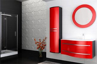 Выбор интерьера и мебели для ванной комнаты