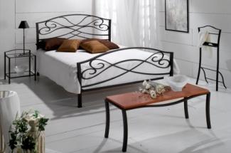 Металлические кровати - разновидности