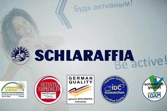 Schlaraffia Active Life - Новые ортопедические матрасы!