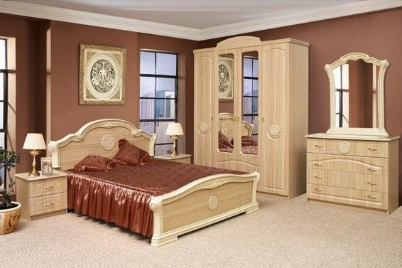 Спальня Венеция Світ меблів