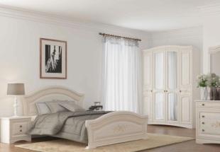 Снижены цены на спальни Каролина и Венера Люкс от фабрики Сокме