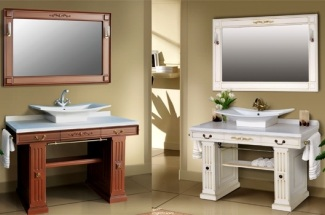 Мебель для ванной Прага Атоллл в стиле прованс