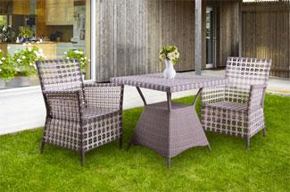 Садовая мебель украшение и необходимость?