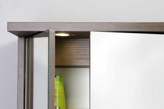 Зеркало или зеркальный шкаф?