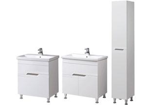 Форсаж Мойдодыр - современная мебель для ванной комнаты - Новинка!