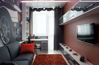 Интерьер для маленьких квартир. Как визуально увеличить пространство?