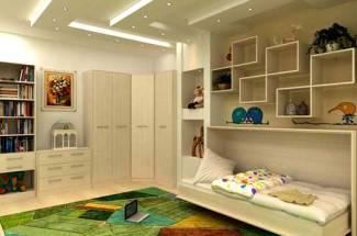Удобство использования модульной мебели