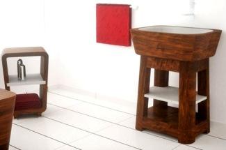 Мебель для ванной комнаты от Kashani