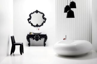 Мебель для ванной комнаты Wanders Collection от Bisazza Bagno.