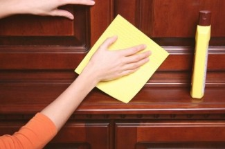 Инструкция по уходу и чистке корпусной мебели