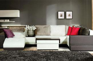 Угловые диваны: комфортное и функциональное решение