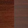 цвет спальни Венера люкс орех классик + орех тисненный