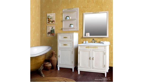 Мебель в ванную акция купить смеситель для ванной в брянске