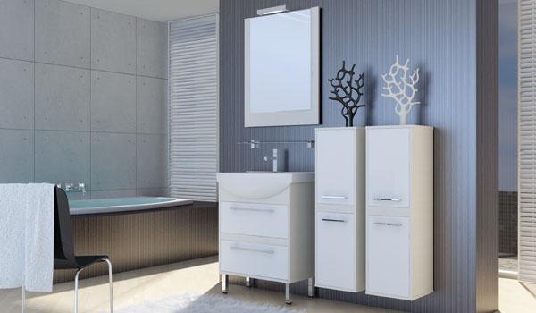 Комплект мебели для ванной Modena Ювента