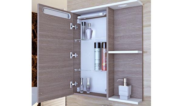 Зеркальный шкаф Sofia new Ювента