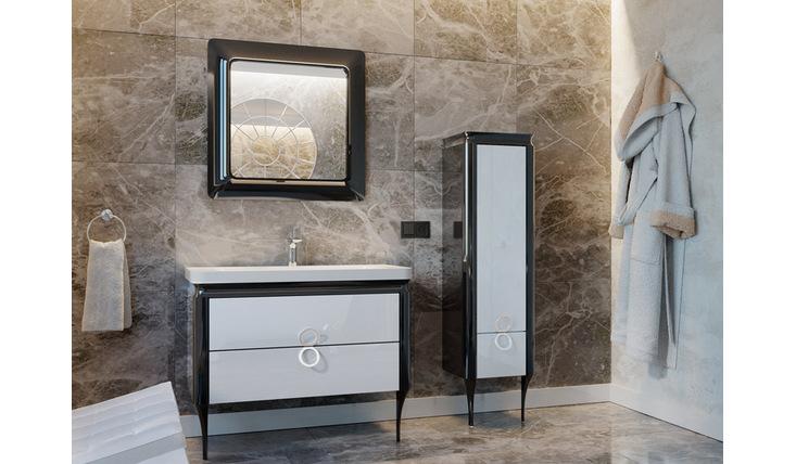 Комплект мебели для ванной Ticino Ювента