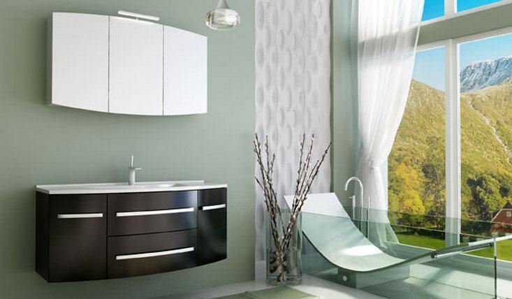 Комплект мебели для ванной Vanessa Botticelli