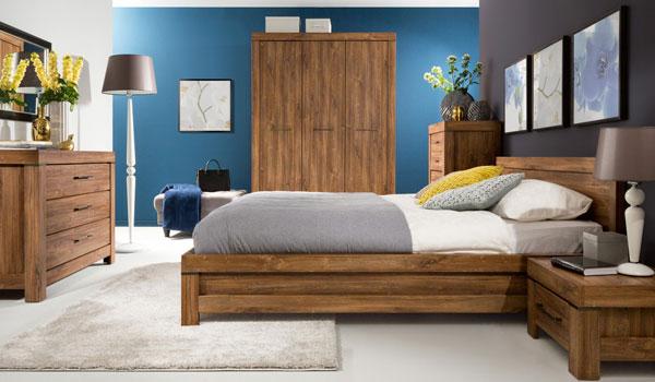 Спальня Gent BRW (Гент БРВ)