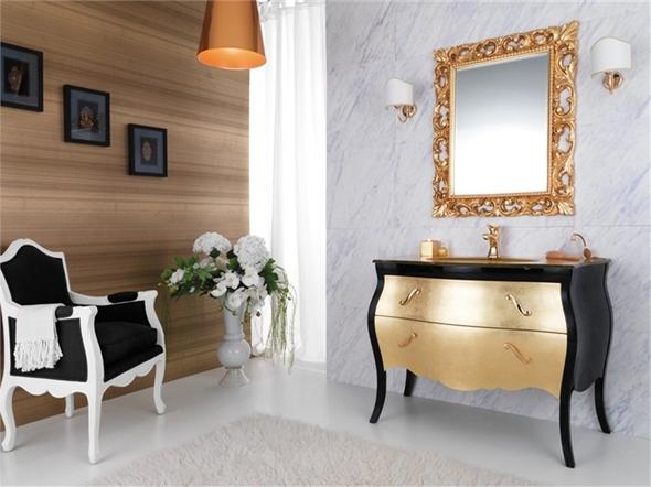Элитная мебель для ванной.