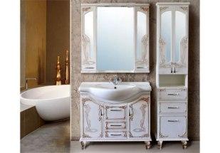 Акция на мебель для ванной комнаты Атолл