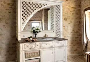 Мебель для ванной комнаты Shale (Шале) Атолл