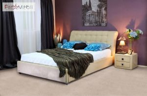 Кровать Кофе - тайм 180x200 Карамель Embawood