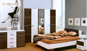 Кровать Круиз 160 Світ Меблів