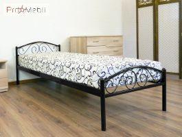 Кровать Polo 900x2000 black Eagle