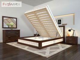 Кровать с подъемным механизмом Рената М 180 Арбор Древ