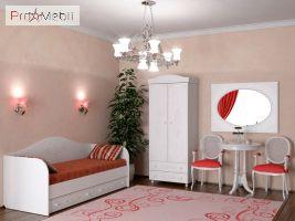 Кровать-диван АС-10 80x200 Ассоль Санти