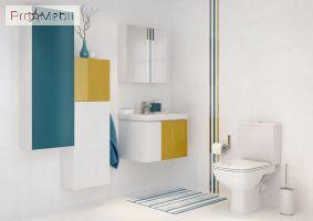 Шкафчик для ванной 40х80 Colour Cersanit