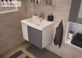 Шкафчик для ванной 40х120 Colour Cersanit