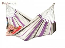 Одноместный гамак Caribena purple La Siesta