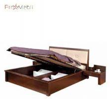 Кровать LU-5 160 с подъемным механизмом Luna Taranko