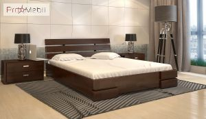 Кровать Дали Люкс 120 Арбор Древ