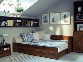 Диван-кровать JLOZ 80/160 Indiana BRW
