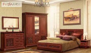 Кровать 2-сп 1.8 Лацио Світ Меблів