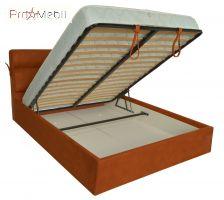 Кровать с подъемным механизмом Эдинбург 140x200 Richman