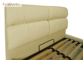 Кровать с подъемным механизмом Оксфорд 140x200 Richman