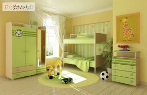 Выдвижная кровать-ниша Bs-13-2 Active Briz