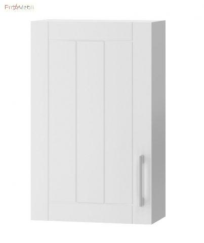 Шкафчик навесной для ванной OscP-64 Oscar белый Ювента
