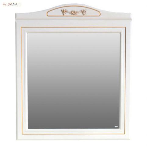 Зеркало в ванную комнату Верона 85 дорато Ольвия