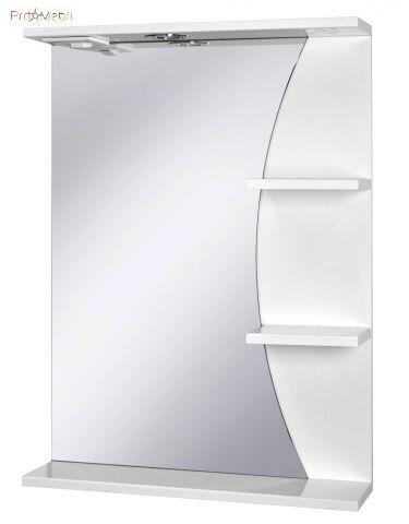 Зеркало в ванную комнату Рио З1-55 Ювента