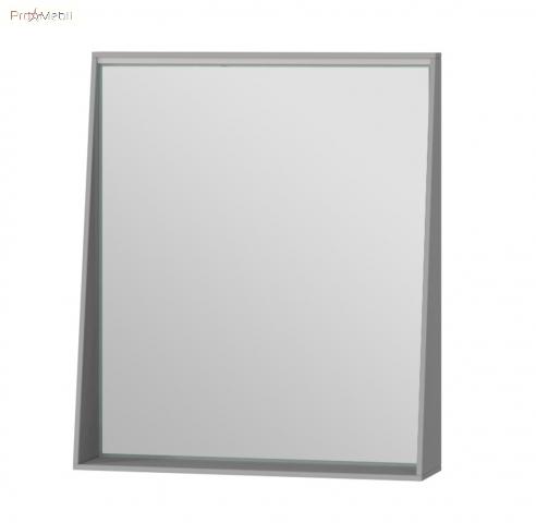 Зеркало в ванную комнату MnhM-60 серое Manhattan Ювента