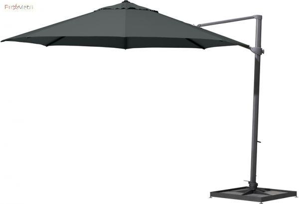 Зонт садовый Siesta diametr Charcoal 4 Seasons Outdoor