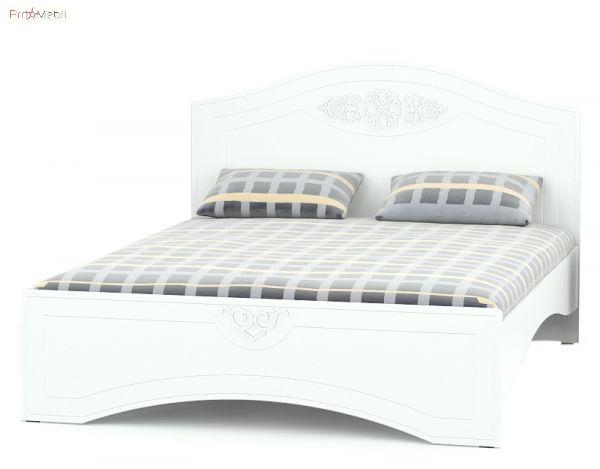 Кровать АС-11 140x200 Ассоль Санти