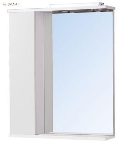 Зеркальный шкаф в ванную комнату СТ-60 Мойдодыр