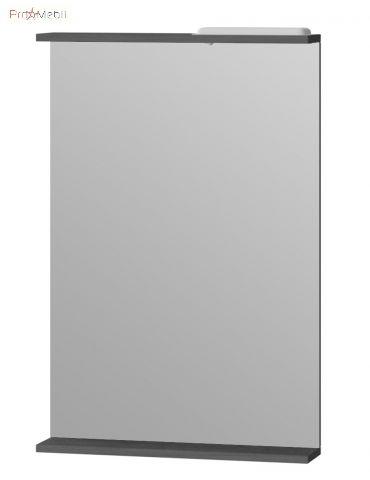 Зеркало в ванную комнату BrM-55 Brooklyn серое Ювента