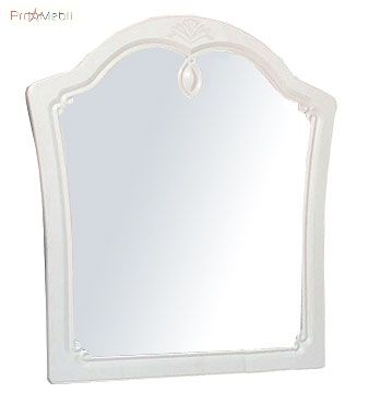 Зеркало белое золото Луиза Світ Меблів