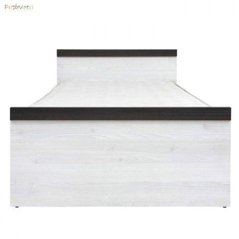 Кровать LOZ/90 Porto BRW джанни